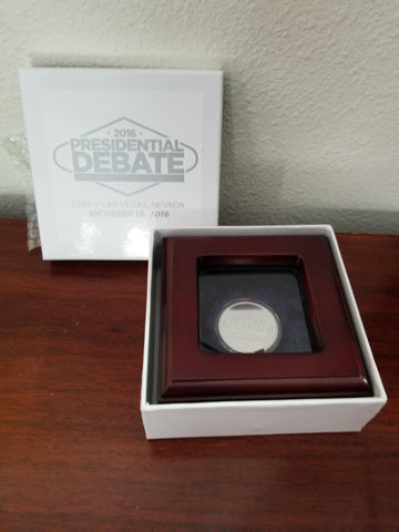Presidential Debate Coin 217