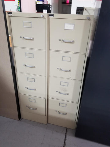 Five Drawer File Cabinets