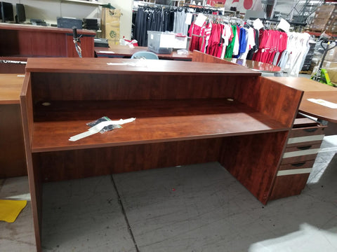 2pc Reception Desk