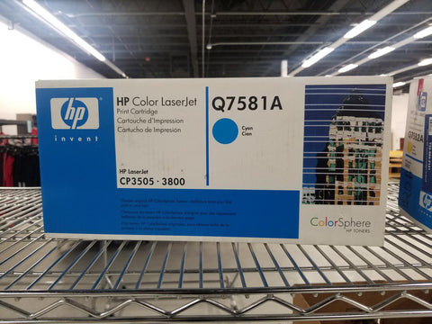 HP Color Laserjet Q7581A