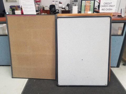 Various Bulletin & White Boards