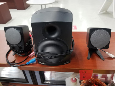 Boston Computer Speakers