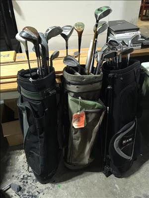Golf Bags Only #39464
