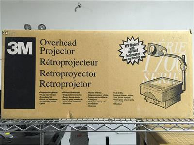 New 3M Overhead Projector #40151