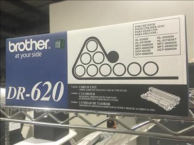 Brother DR-550,580,620, Drum Unit *New In-Box* #50441