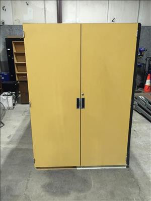 Large Compressed Wood Cabinets #40724
