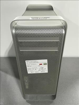 Apple Mac Pro Desktop Processor: Quad Core 2.66 GHz Memory: 8 GB HD 640 GB OS: 10.5 #40775-2.072018