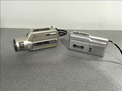 Sony Microcassette Recorder #41126