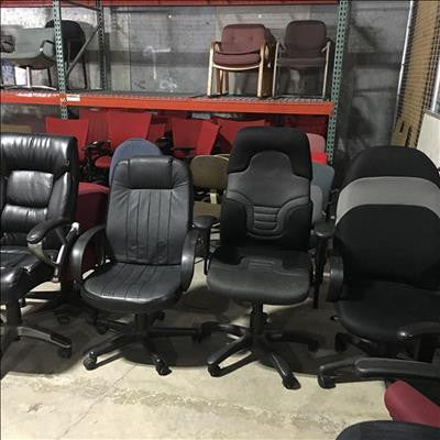 Office Chairs *Stock Picture* #41187