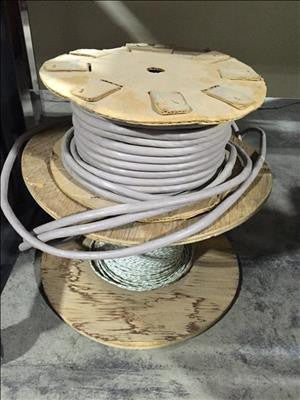 Rolls Of Electrical Wire #41212