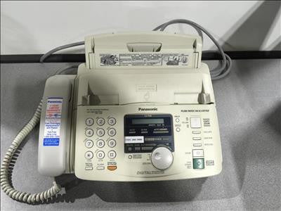 Panasonic KX-FP85 Fax Machine #41485