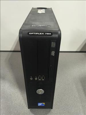 Dell OptiPlex 760 Computer #41517-2.NH0076
