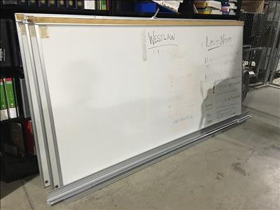 Large White Board #41564