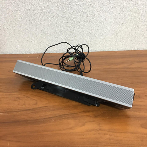 Genuine Dell AS501 Soundbar Speaker *NO PA* For Dell Ultra Sharp Flat Panel Monitors