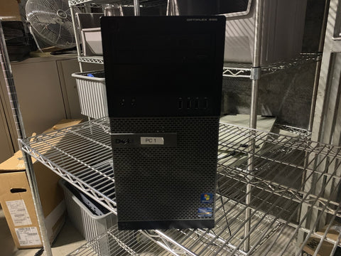 DELL OPTIPLEX XE2
