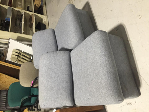 2 SMALL SOFA COUCH