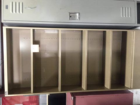 3 five shelf bookshelves to Surplus from GUA 4123