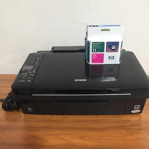 EPSON All In One Printer NX420