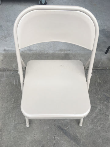 Metal Folding Chair #50155