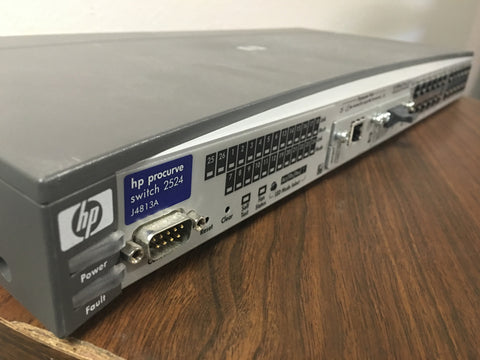 HP SWITCH 24-PORT - DEH5454 #41592