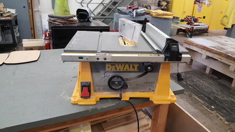 Small Tablesaw #50068