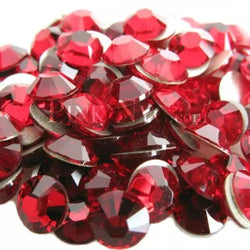 Red Resin Stones