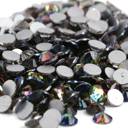 Rainbow Glass Crystal Non HotFix Rhinestones