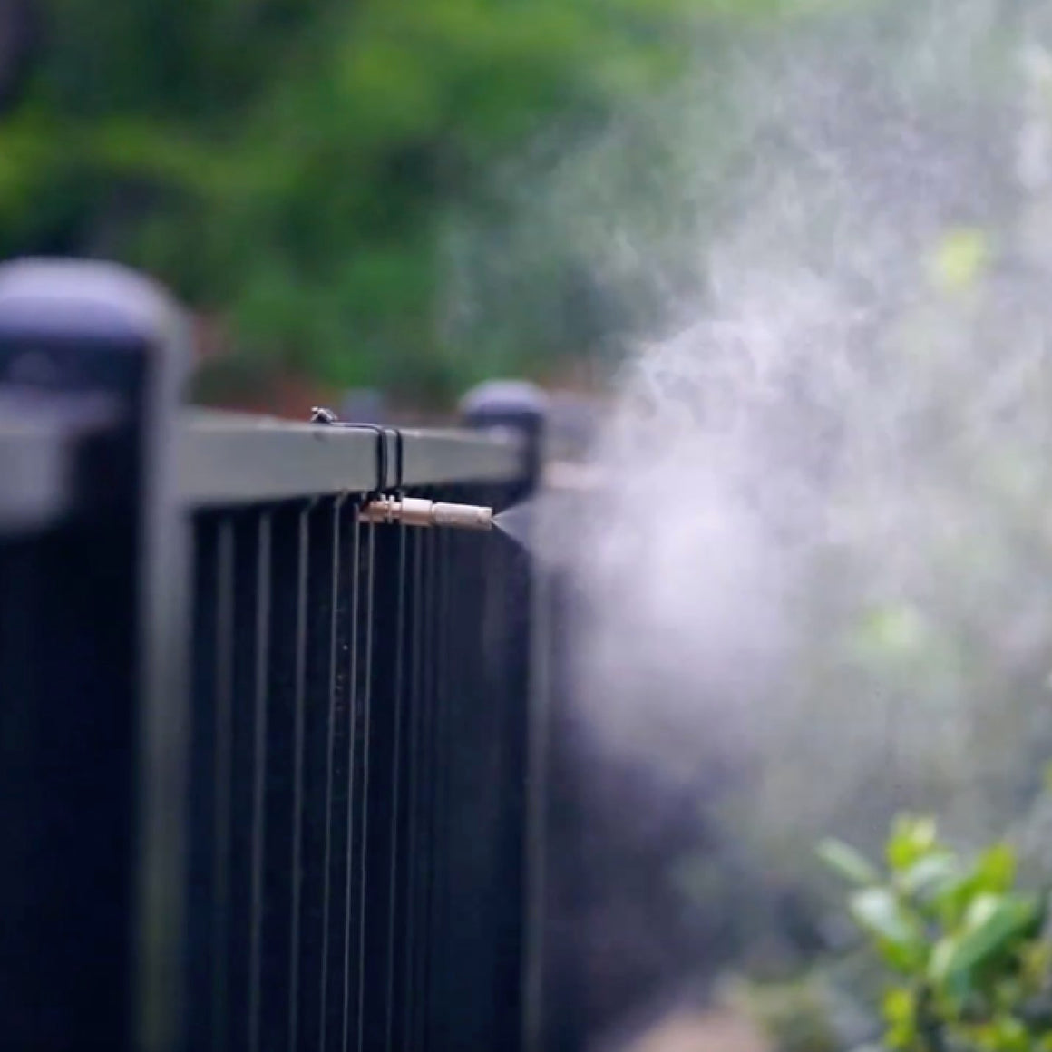 Automatic Custom Mosquito Control Misting System - Eliminate Mosquitos from your home or business.
