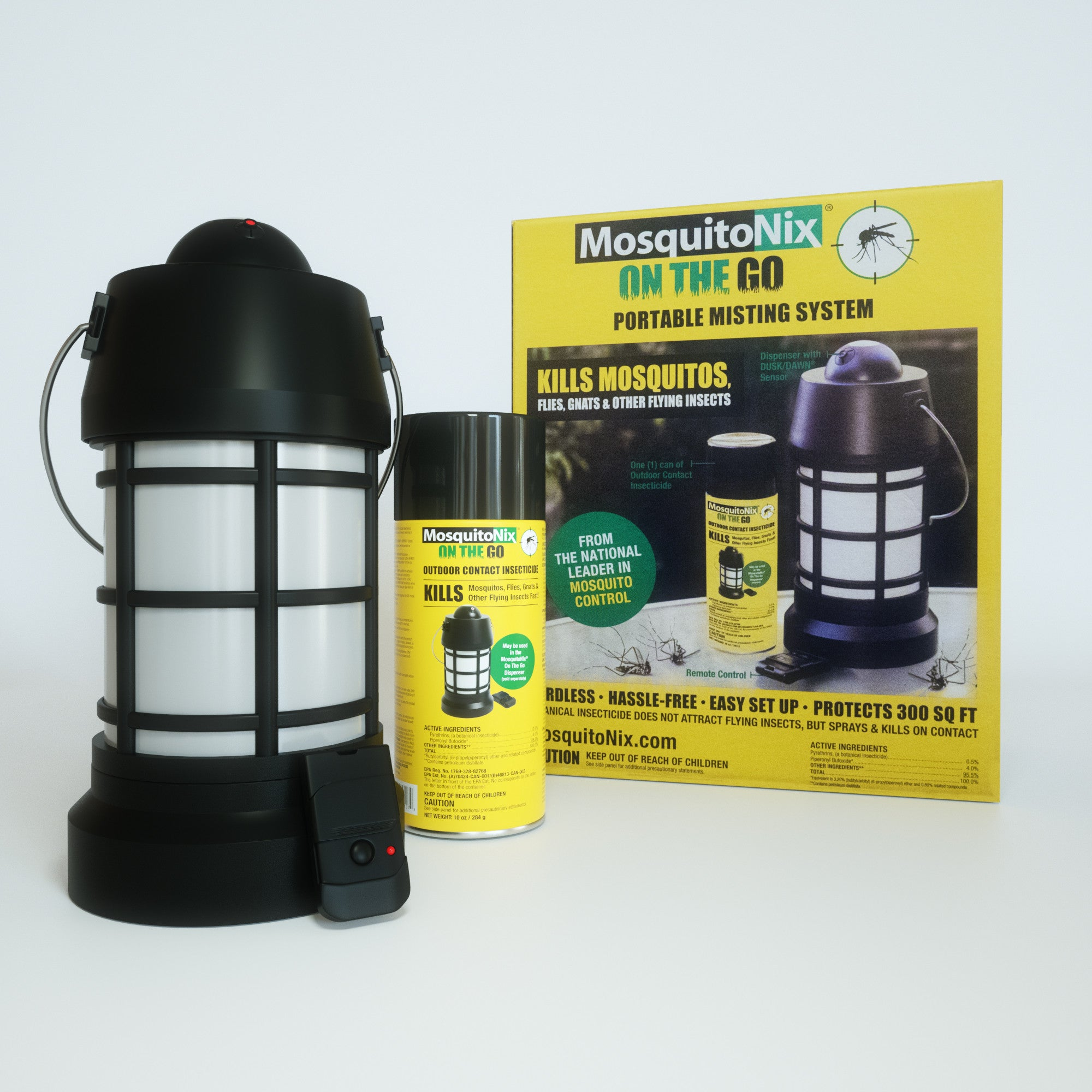 MosquitoNix® On-The-Go | Special Discount!