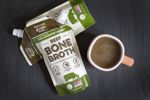 10 Reason to Add Grass Fed Beef Bone Broth to Your Diet