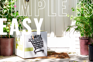 Simple Is Easy with FREE SHIPPING