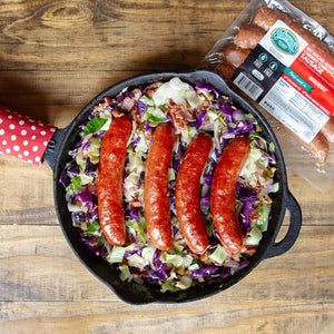 No Sugar Added Cherry Chipotle Sausage
