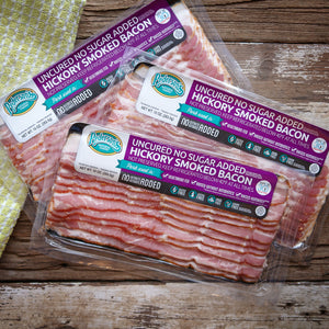 Pederson's No Sugar Sampler - All Whole30 Approved Products+2 FREE Packages of Bacon