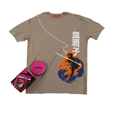 Shanghai Tang T-shirt - The Flying Guillotine