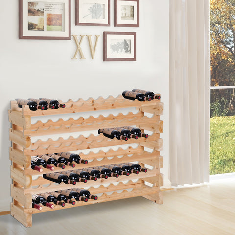 6 Tier Wine Rack