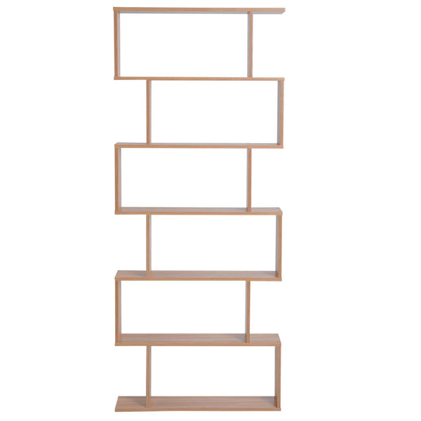S-Shaped 6-Tier Shelf