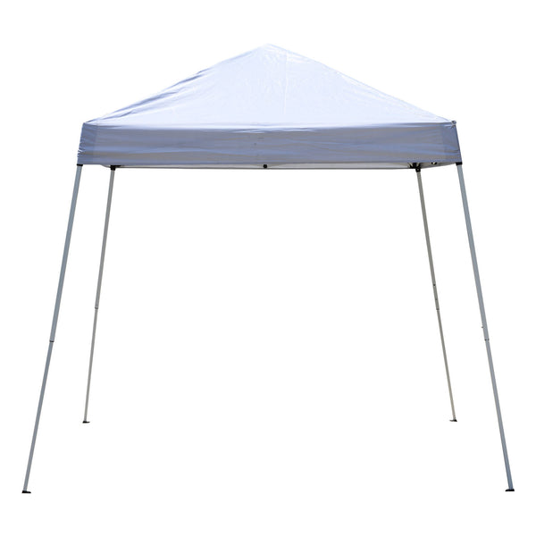 8x8 ft Outdoor Pop Up Party Tent  - White