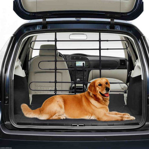 Pet Barrier Vehicle Safety Gate