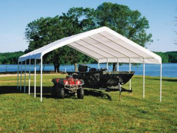 30x18 ft. Heavy Duty SuperMax Wedding Party Event Canopy Tent Fire Rated