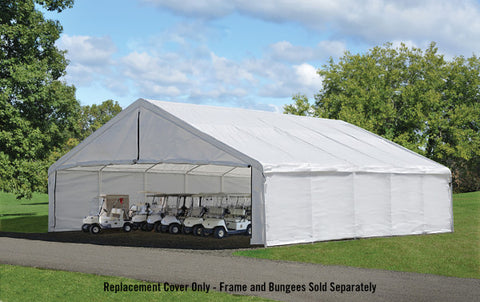 30x30 ft. Ultramax Wedding Party Event Canopy Tent Fire Rated Replacement Cover