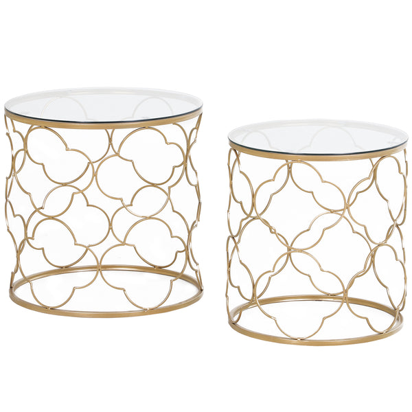 2pc Nesting Coffee Table
