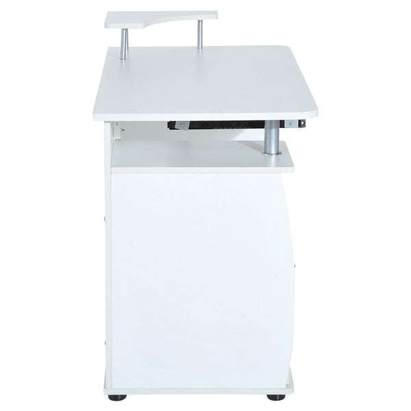 Computer Writing Desk - White