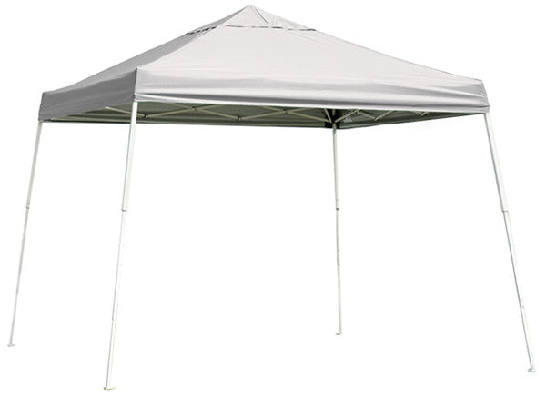 12x12 ft. Slant Leg Heavy Duty Pop-Up Canopy Tent - Assorted Colours