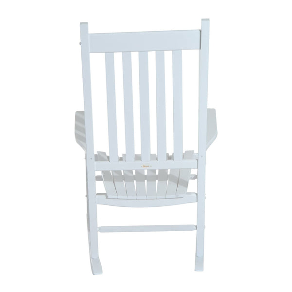 Wooden Porch Outdoor Patio Rocking Chair