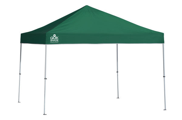 10x10 ft. Weekender Elite Height Adjustable Straight Leg Superior Pop-Up Canopy Tent - Assorted Colours
