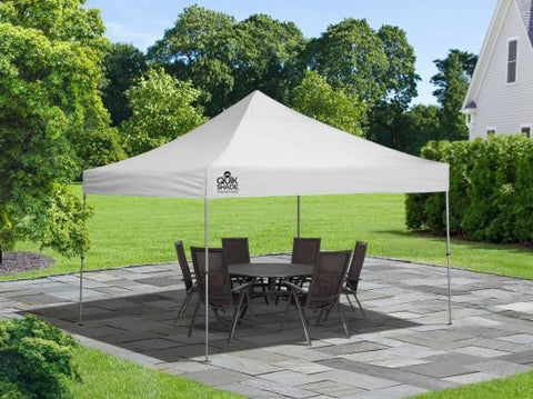 12x12 ft. Weekender Elite Straight Leg Pop-Up Canopy Tent - Assorted Colours