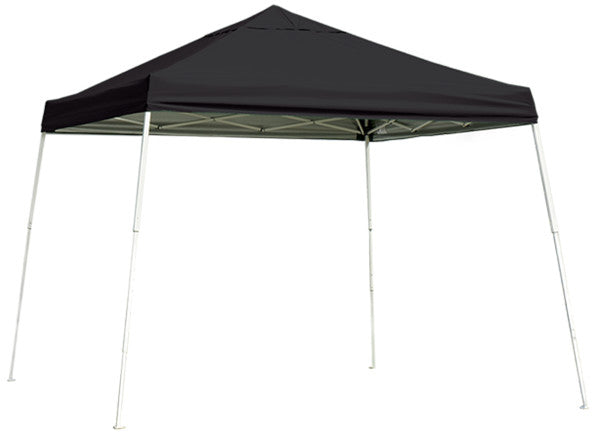12x12 ft. Outdoor Event Slant Leg Heavy Duty Pop-Up Canopy Tent - Assorted Colours