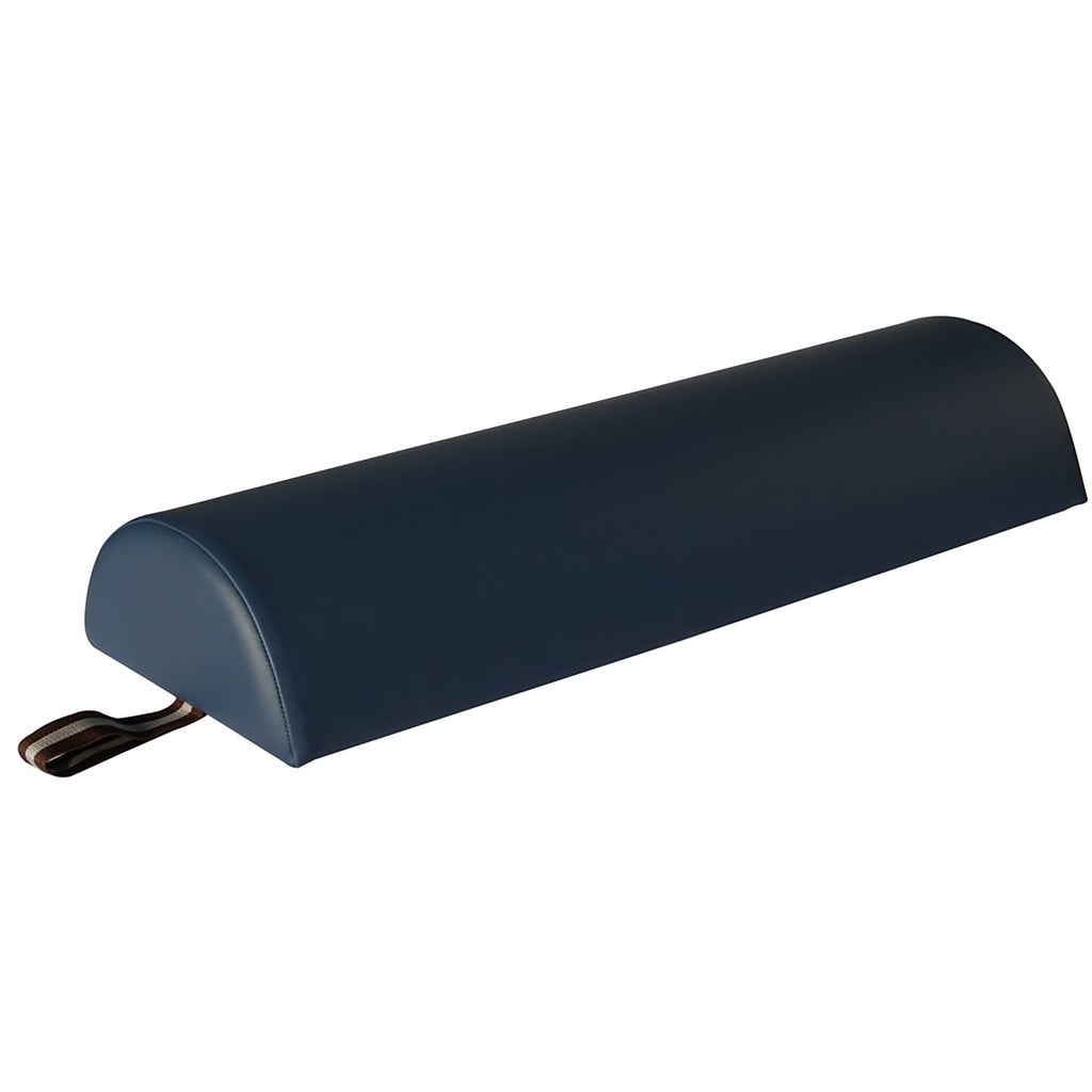 "9"" Large Semi-Round Bolster - Royal Blue"