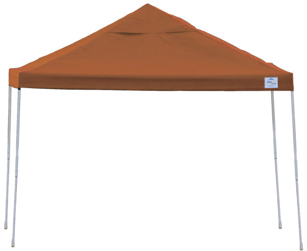12x12 ft.  Straight Leg Heavy Duty Pop-Up Canopy Tent - Assorted Colours