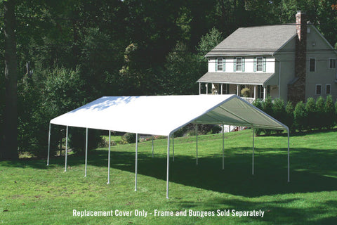 30x18 ft. Heavy Duty SuperMax Wedding Party Event Canopy Tent Fire Rated Replacement Cover